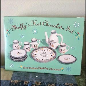 Muffy Vanderbear Hot Chocolate Set